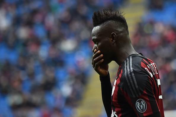 Milan, Balotelli chiede scusa a Galliani per il rigore sbagliato