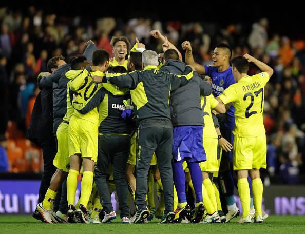 Liga BBVA: colpo Villareal a Valencia, ok Bilbao, ko il Siviglia