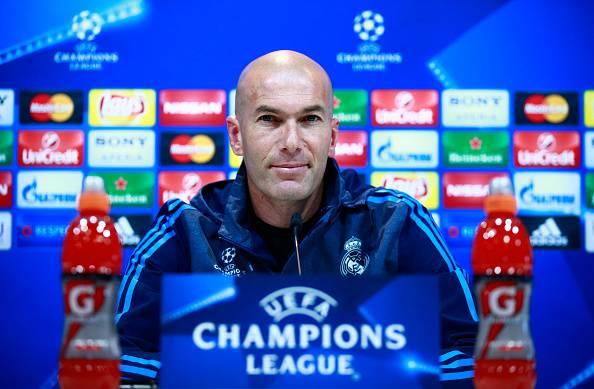 """Real Madrid, Zidane: """"Ronaldo ci sarà. Voglio la qualificazione"""""""