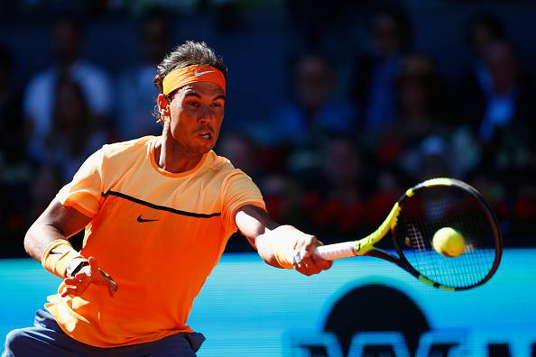Rafael Nadal, sarà tra i protagonisti di Rio 2016