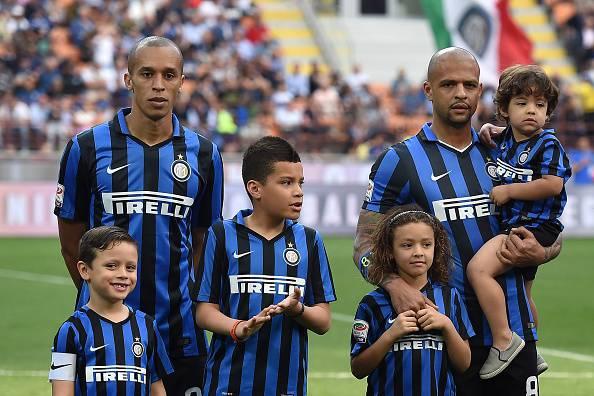 """Inter, Felipe Melo: """"Qui sono felice. Futuro? Potrei tornare in Brasile"""""""