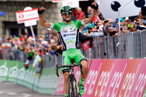 Ciccone, Giro d'Italia 2019