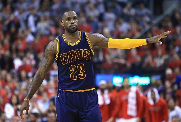 NBA: Toronto ferma Cleveland