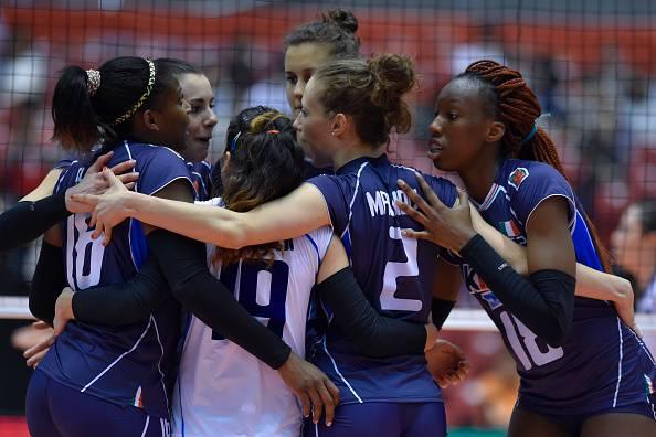 Rio 2016: Italia inserita nella pool B