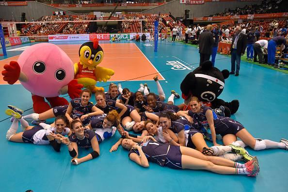 Volley, preolimpico: l'Italia mette la quinta