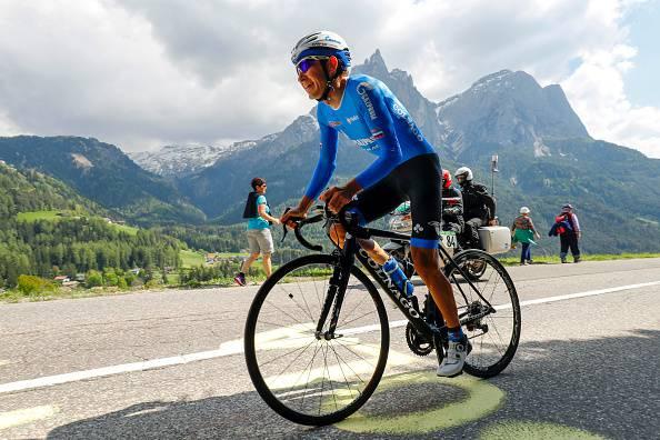 """Giro d'Italia 2016, Foliforov: """"Un sogno vincere una tappa. Nelle cronoscalate vado bene"""""""