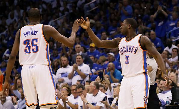 Playoff NBA: Super OKC, demoliti 133 a 105 i Warriors in gara 3
