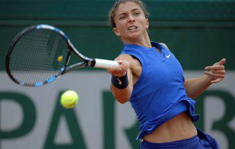 Sara Errani, stella del tennis italiano