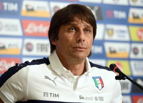 Antonio Conte, allenatore dell'Italia