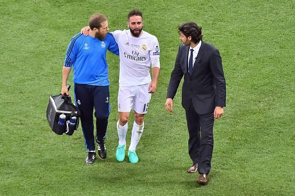 Euro 2016: la Spagna perde Carvajal. Bellerin al suo posto
