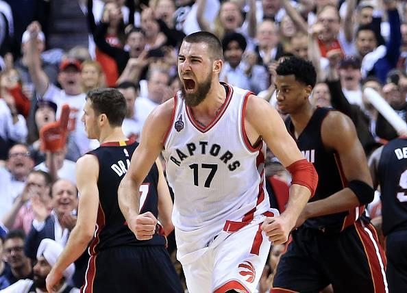 NBA: Toronto soffre, vince e pareggia la serie con Miami