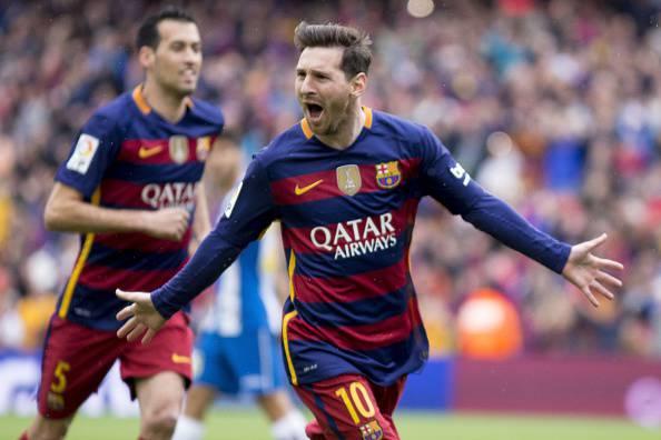 Lionel Messi, stella del Barcellona