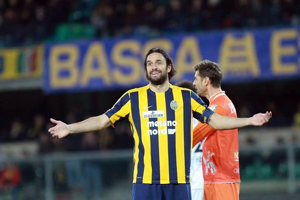 """Verona, Toni: """"Ho deciso, lascio il calcio"""""""