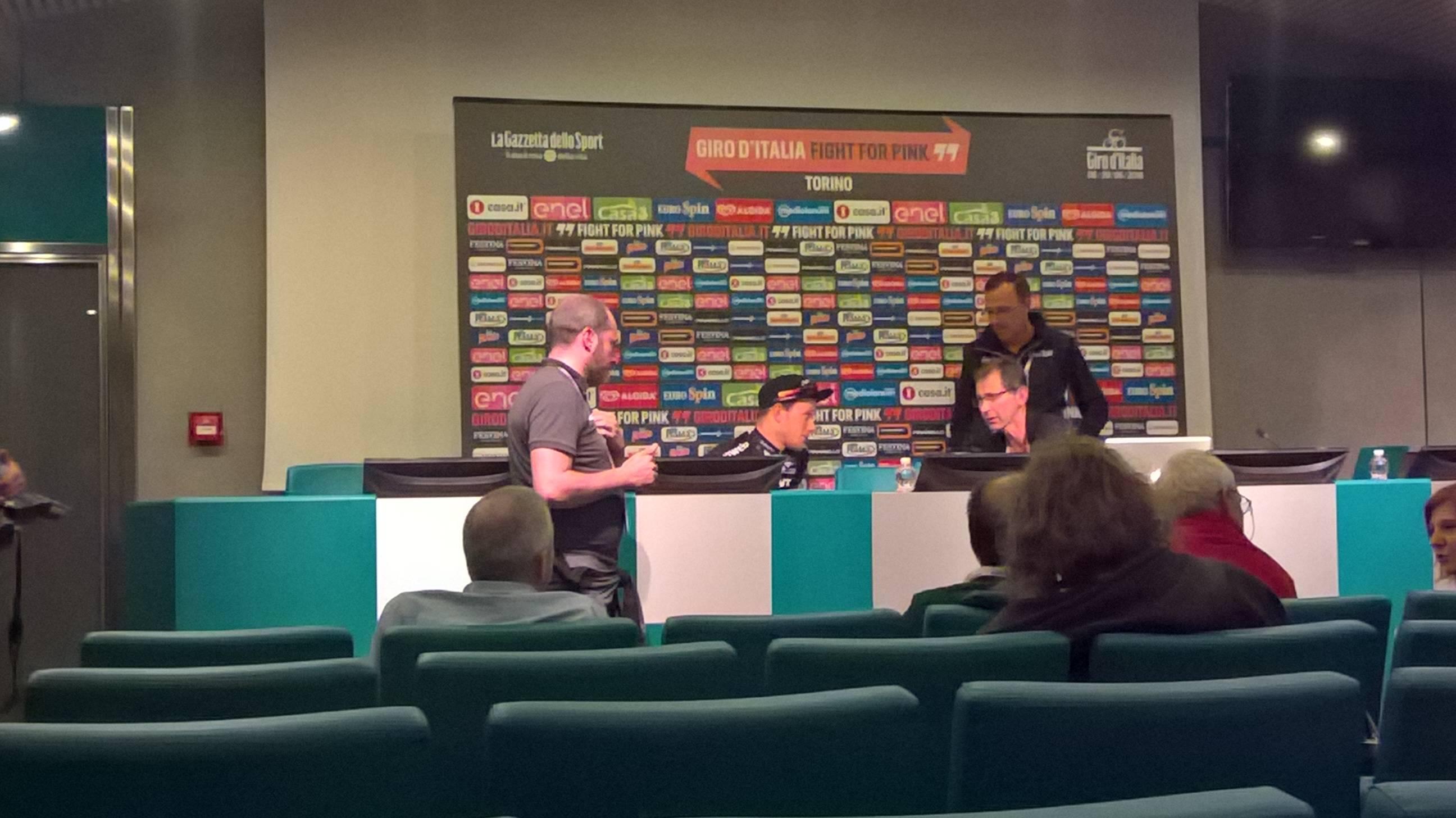 """Giro d'Italia 2016, Arndt: """"Vincere qui è un sogno"""""""