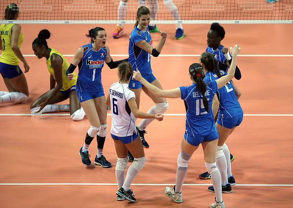 World League 2016, l'Italia ritorna al successo. 3-1 sulla Turchia