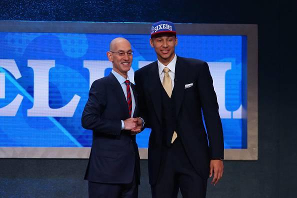 NBA: Draft, Simmons alla numero uno. Belinelli a Charlotte