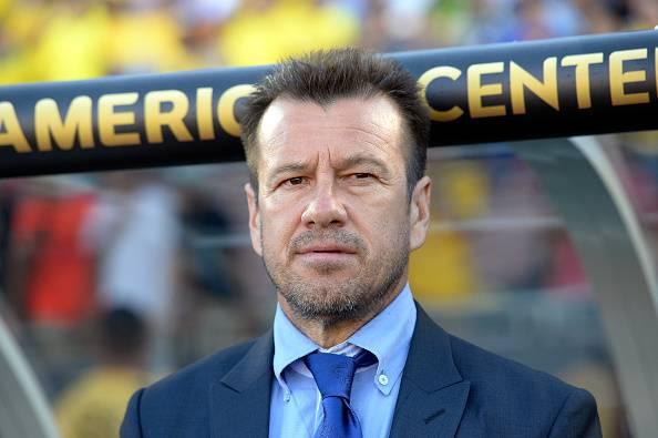 Carlos Dunga, allenatore del Brasile