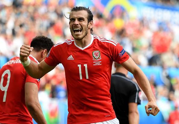 Gareth Bale, leader del Galles e una delle stelle di Euro 2016