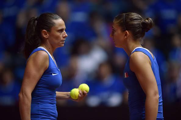 Sara Errani e Roberta Vinci, parteciperanno in coppia a Rio 2016