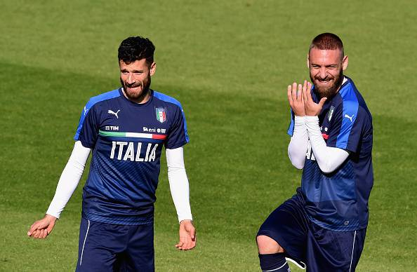 "Dott. Castellacci: ""Candreva out, qualche speranza per De Rossi"""