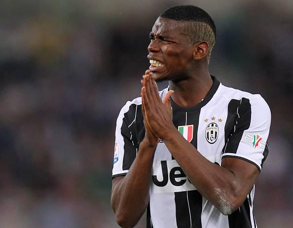 Paul Pogba, stella della Francia e della Juventus , piace a Real Madrid e Manchester United