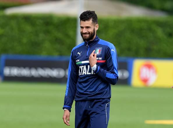 Antonio Candreva, stella della Lazio, è vicinissimo all'Inter