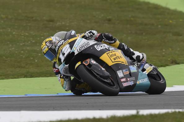 Moto 2, GP Olanda: Luthi firma la pole position