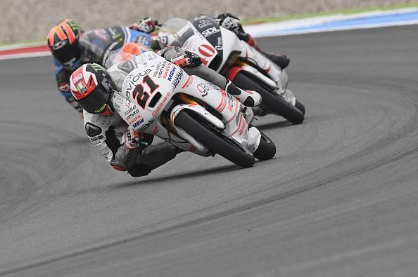 Moto 3, GP Olanda: Bagnaia vince, podio solo italiano