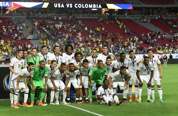 Copa América: la Colombia chiude al terzo posto