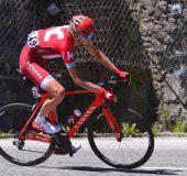Ilnur Zakarin, vincitore di una tappa al Tour de France
