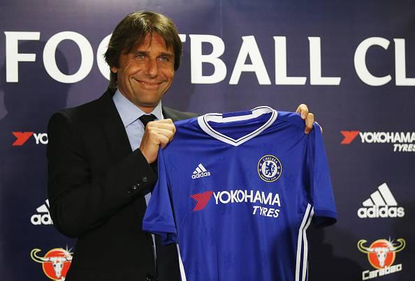 Antonio Conte, nuovo allenatore del Chelsea