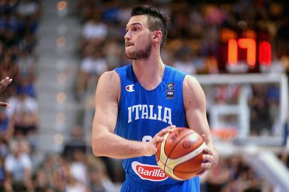 Danilo Gallinari, stella del basket italiano e mondiale