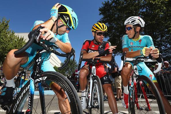 Rio 2016, Caruso e Nibali saranno impegnati nella crono