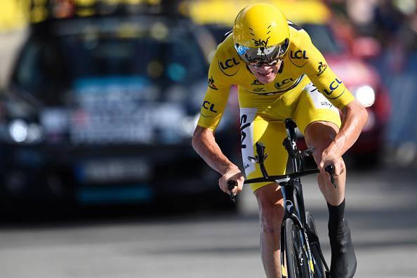Tour de France 2016: infinito Froome, vince la crono