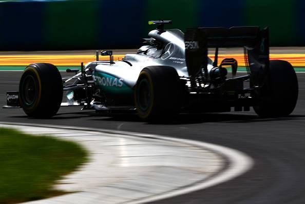 GP Ungheria, Rosberg è il più veloce nelle seconde prove libere