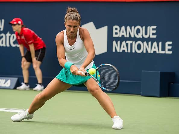 Sara Errani, protagonista al torneo di Guangzhou