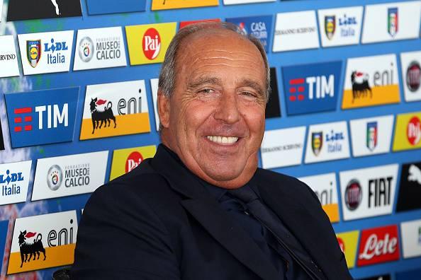 Giampiero Ventura, nuovo allenatore dell'Italia