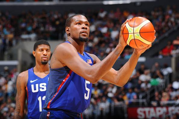 Basket: Team USA inarrestabile, Cina travolta