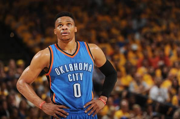 Russell Westbrook, stella NBA e degli Oklahoma City Thunder