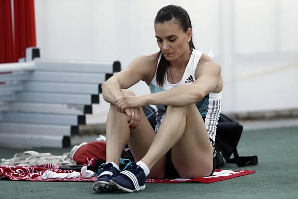 Yelena Isinbayeva, non parteciperà a Rio 2016