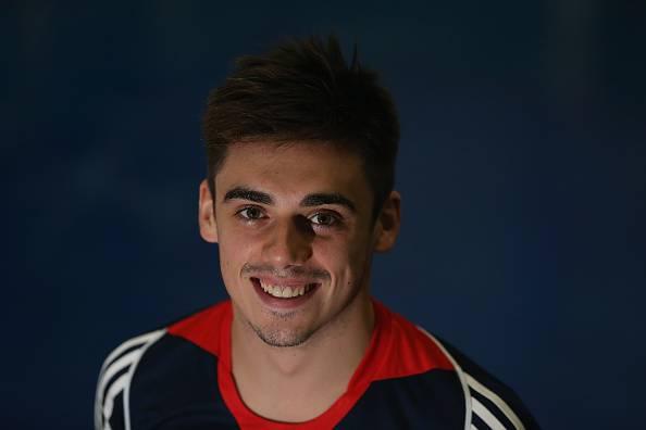 Chris Mears, oro a Rio 2016