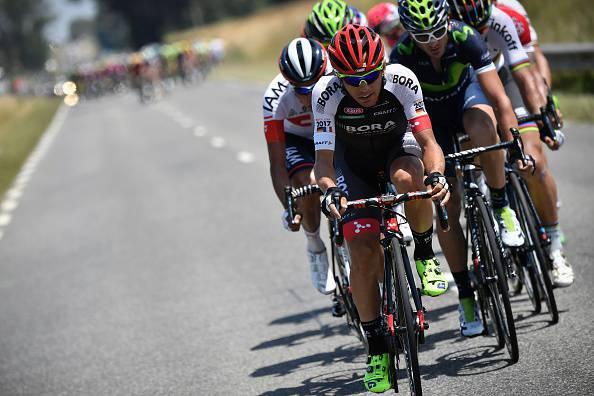 """Vuelta a Espana 2016, Benedetti: """"Sono molto contento"""""""
