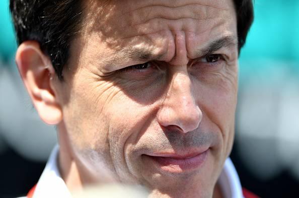 Toto Wolff, team principal della Mercedes Formula 1