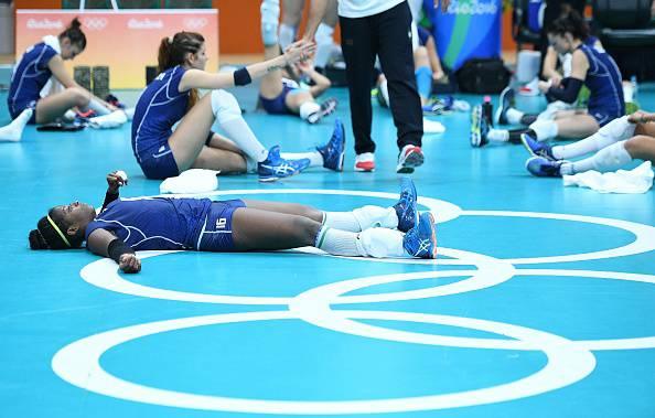 Rio 2016, Volley: esordio con sconfitta per le ragazze di Bonitta