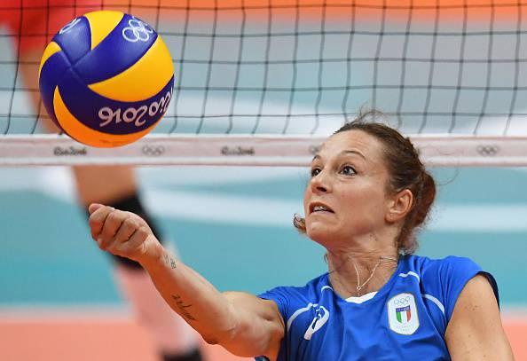 Eleonora Lo Bianco, stella del volley azzurro