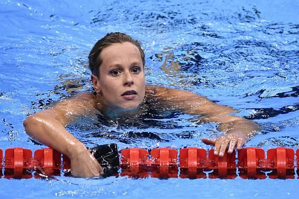 Federica Pellegrini, stella del nuoto azzurro, protagonista a Windsor 2016
