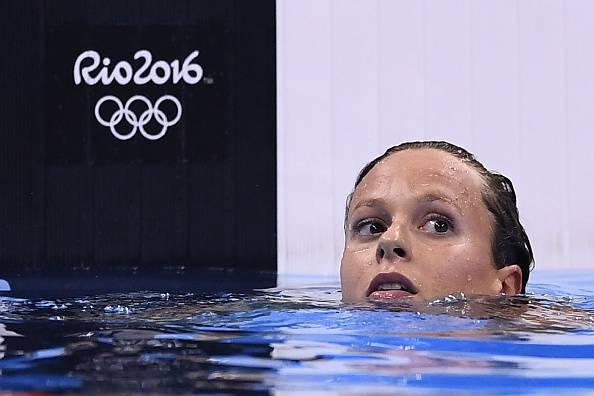 Federica Pellegrini, medaglia di legno a Rio 2016