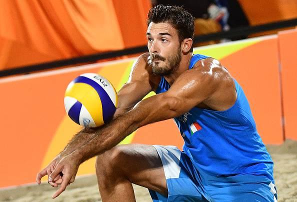 Beach Volley, Long Beach Grand Slam 2016: bene Ranghieri/Caminati
