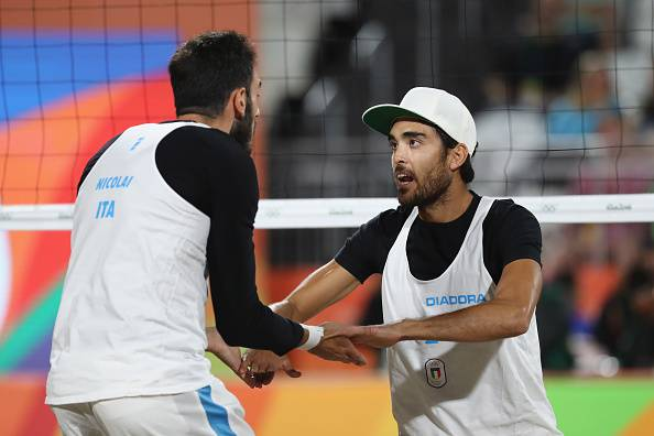 Beach Volley, Lupo e Nicolai a podio a Den Hague: bronzo per loro