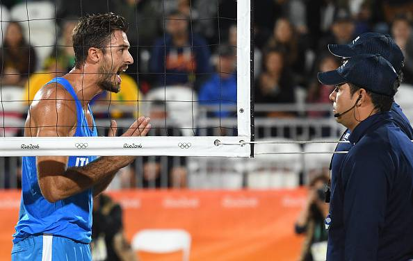 Beach Volley, oggi l'apertura del Gran Slam Long Beach: 4 italiani in gara